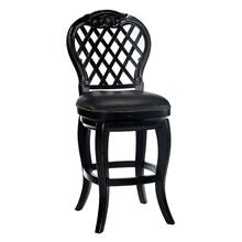 Braxton Return Memory Swivel Counter Height Stool