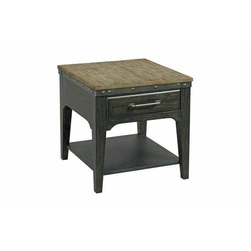 Kincaid Furniture - Artisans Rectangular Drawer End Table