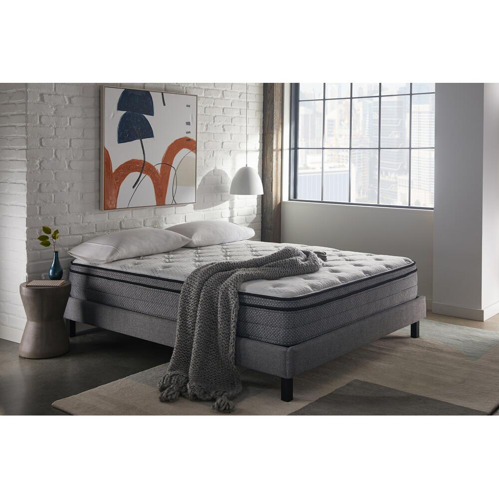 "SLEEPINC. 12"" Cushion Firm Euro Top Mattress in Box, Queen"