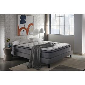 "SLEEPINC. 12"" Cushion Firm Euro Top Mattress in Box, Twin"