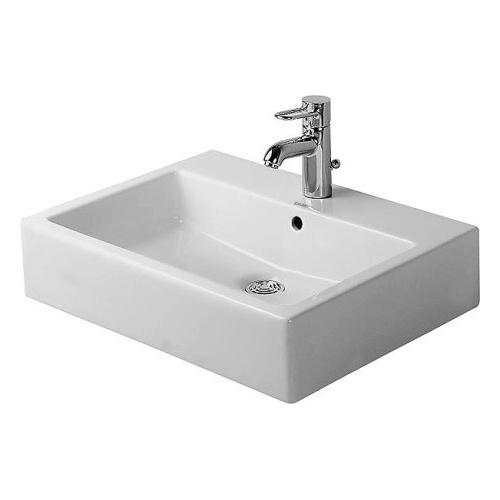 Vero Furniture Washbasin 3 Faucet Holes Punched
