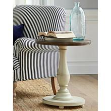 See Details - Round Pedestal Accent