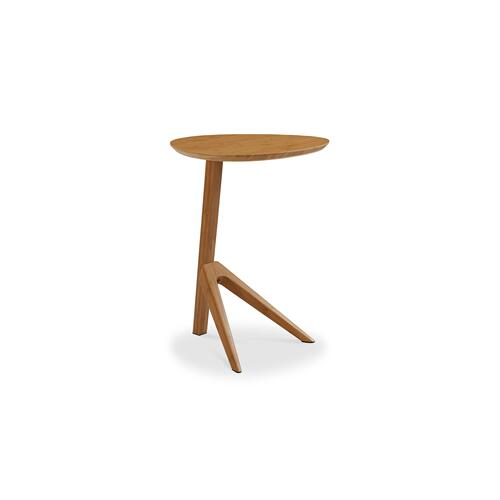 Greenington Fine Bamboo Furniture - Rosemary Side Table, Caramelized