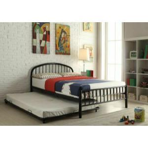 ACME Cailyn Full Bed - 30465F-BK - Black