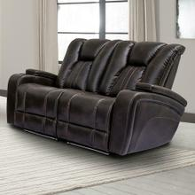 OPTIMUS - TRUFFLE Power Loveseat