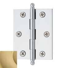 Lifetime Satin Brass Cabinet Hinge