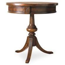 View Product - Round Pedestal Accent Table