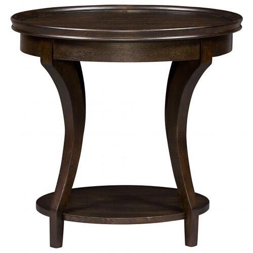 Fairfield - Oval End Table