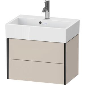 Duravit - Vanity Unit Wall-mounted Compact, Taupe Matte (decor)