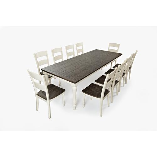 Jofran - Madison County Rect. Ext Table