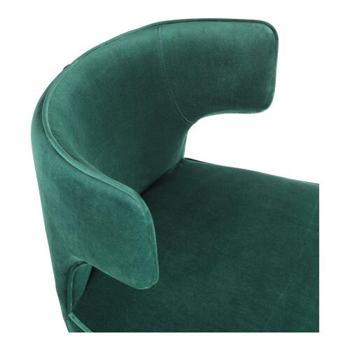 Jennaya Dining Chair Green
