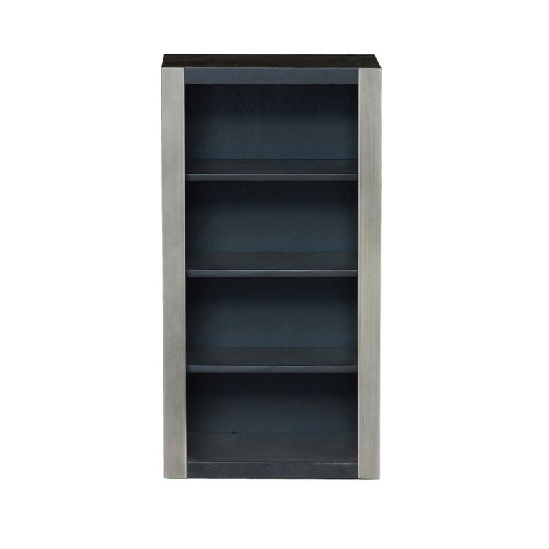 Graphite Bookcase