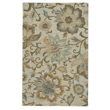 "Peyton Floral Multi - Rectangle - 3'6"" x 5'6"""