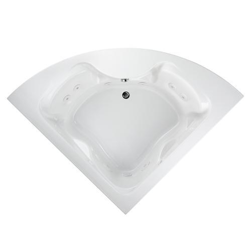 Product Image - Cadet 60x60 inch Corner EverClean Whirlpool - White