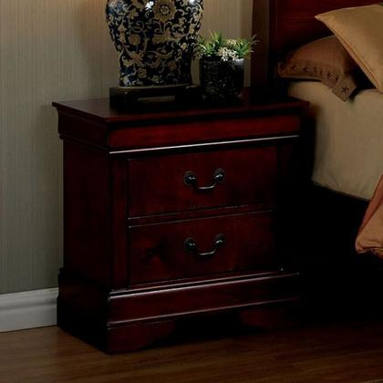 See Details - Louis Philippe Night Stand