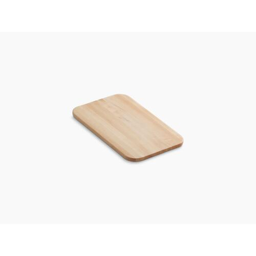 Hardwood Cutting Board for Executive Chef Kitchen Sinks