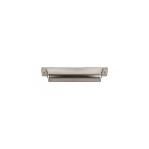 Channing Cup Pull 5 Inch (c-c) - Brushed Satin Nickel