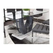 See Details - Demi-gray Faux Mrble Base