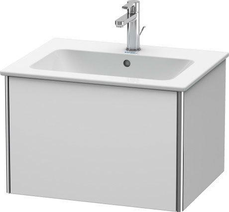 Duravit - Vanity Unit Wall-mounted, White Satin Matte (lacquer)
