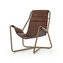 Vera Chair-patina Brown