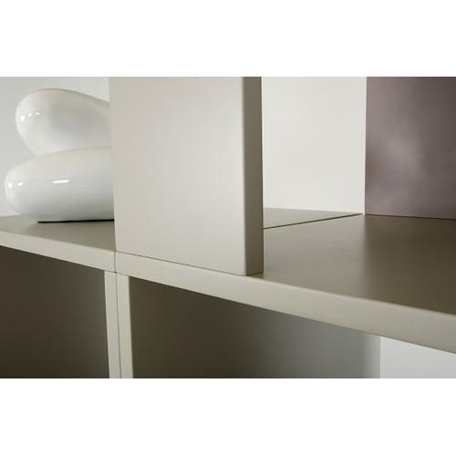VIG Furniture - Modrest Elevate 3 - Modern Grey Display Unit