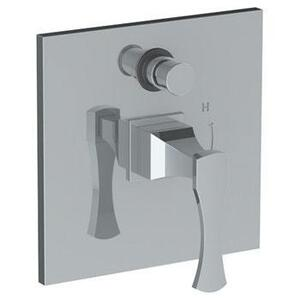 Wall Mounted Pressure Balance Shower Trim With Diverter, 7""