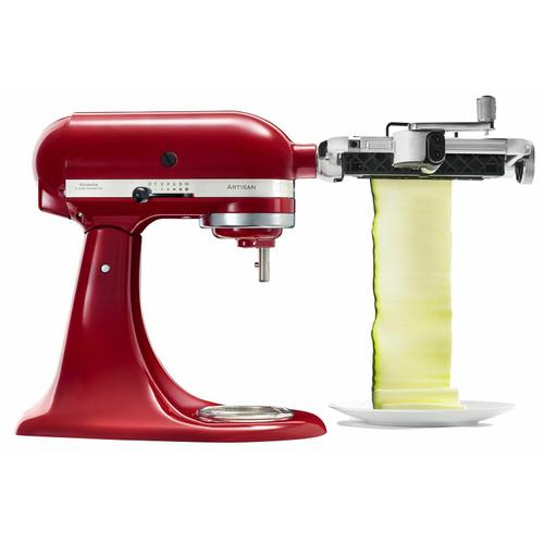KitchenAid - Vegetable Sheet Cutter Attachment with Noodle Blade - Other