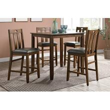 5-pcs Counter Dining Set
