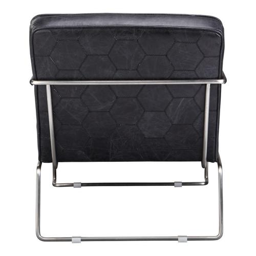 Moe's Home Collection - Desmond Club Chair - Black
