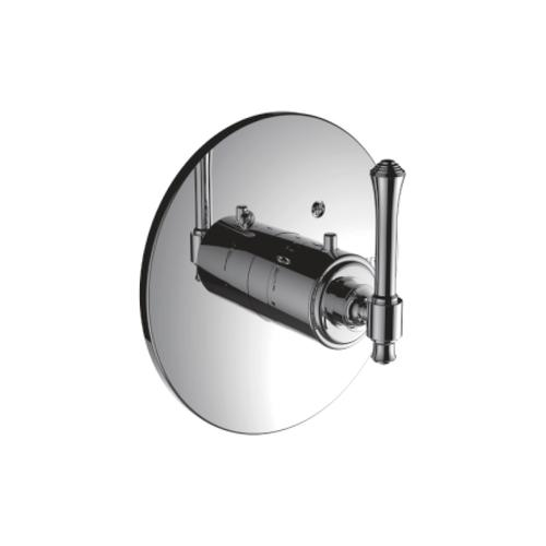 """3/4"""" Thermostatic Control in Satin Rose Gold"""
