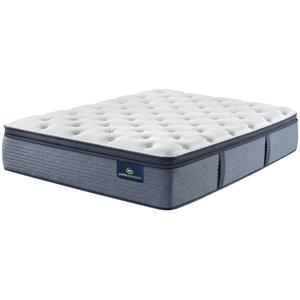 Perfect Sleeper - Cozy Escape - Plush - Pillow Top - Divided King