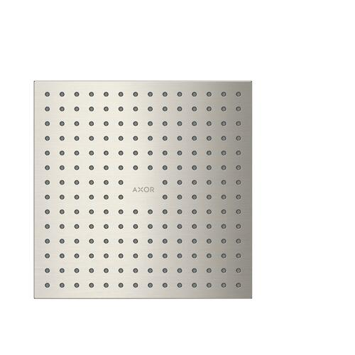 Stainless Steel Optic Overhead shower 250/250 1jet ceiling