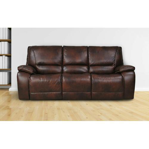 VAIL - BURNT SIENNA Power Sofa