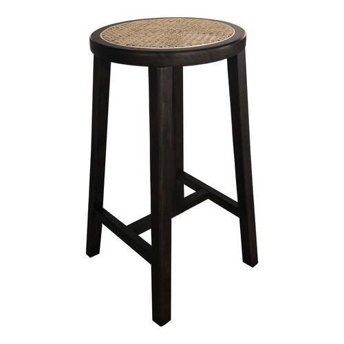 Moe's Home Collection - Mcguire Counter Stool Dark Brown