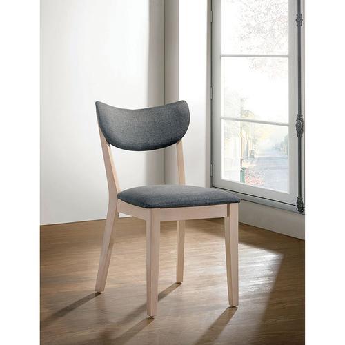 Kochab Side Chair (2/Ctn)