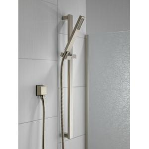 57530ss In Stainless By Delta Faucet Company In New York City Ny Stainless Premium Single Setting Slide Bar Hand Shower