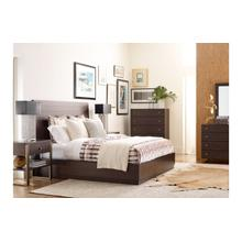 Austin by Rachael Ray Panel Bed, King 6/6