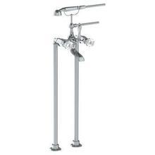 Floor Standing Bath Set With Hand Shower