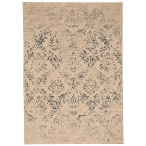 """Capel Rugs - Gilded Age Ivory Mist - Rectangle - 3'11"""" x 5'6"""""""
