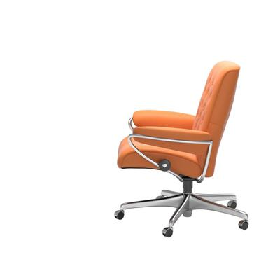 See Details - Stressless® Metro Home Office Low Back
