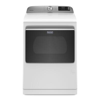 Smart Capable Top Load Gas Dryer with Extra Power Button - 7.4 cu. ft. Product Image