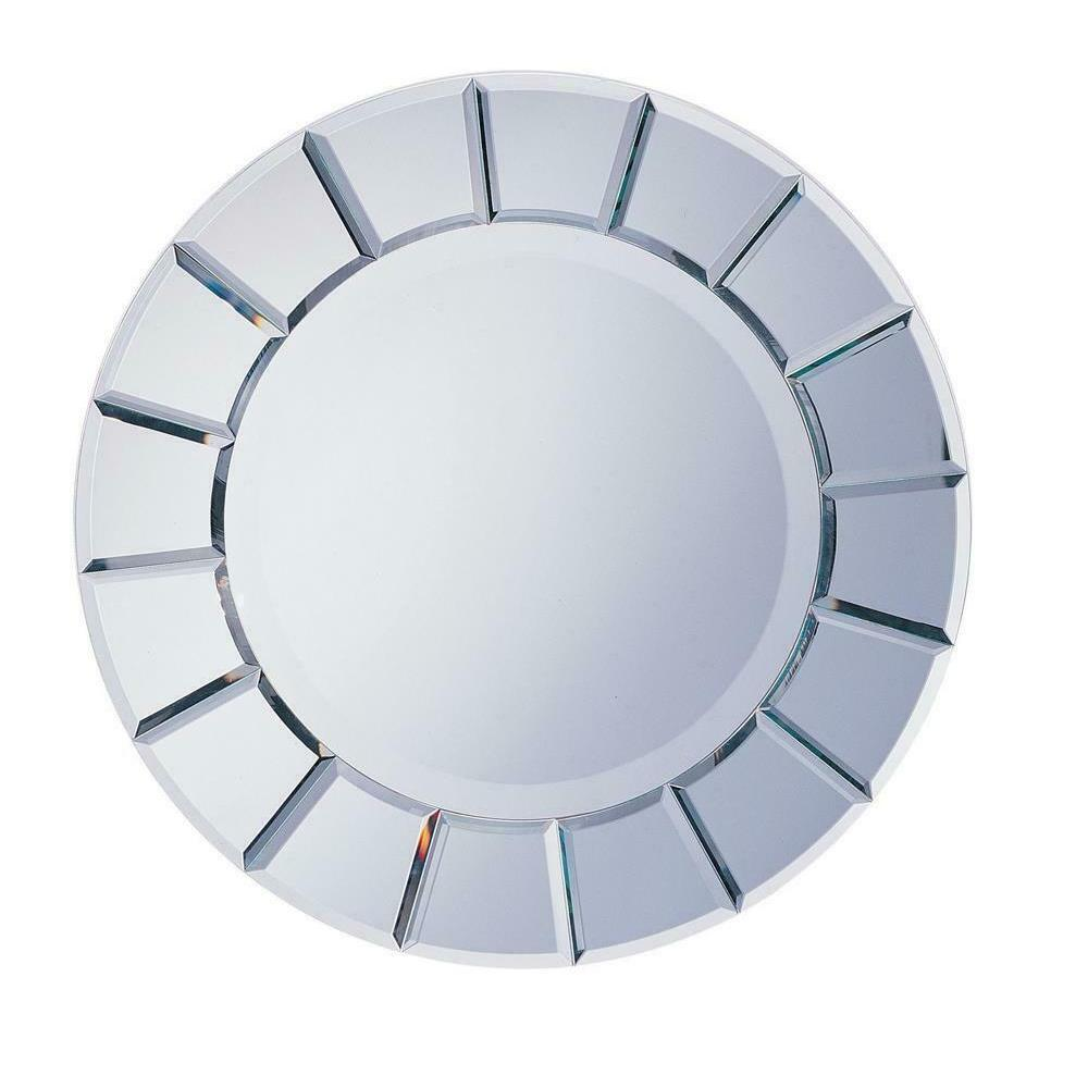 See Details - Contemporary Clear Mirror