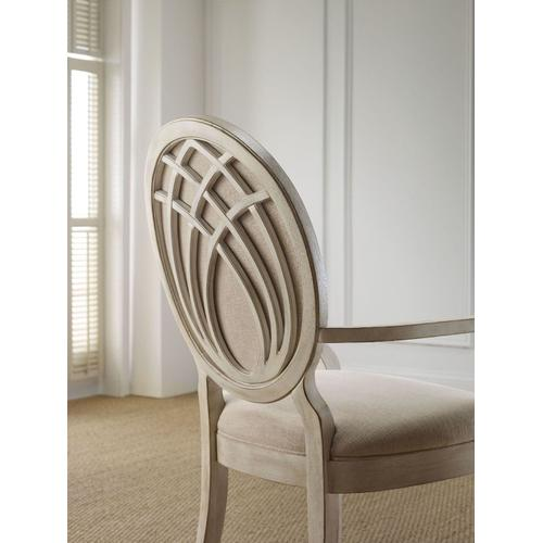Dining Room Sunset Point Upholstered Arm Chair - 2 per carton/price ea