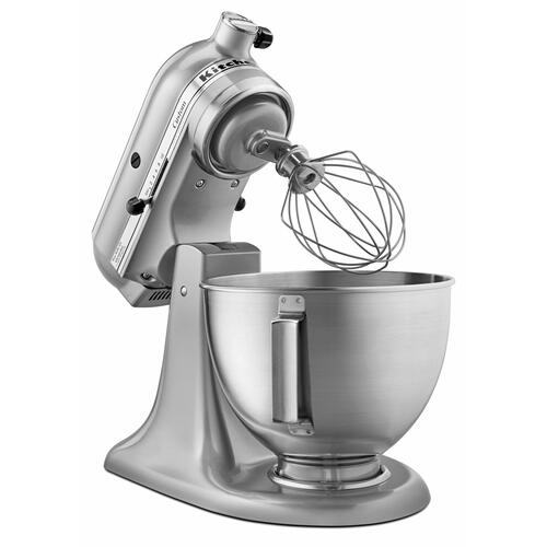 KitchenAid Canada - Custom Tilt-Head Stand Mixer - Metallic Chrome