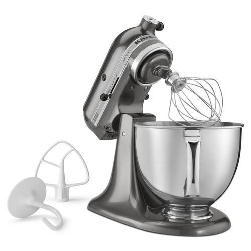 Artisan® Series 5 Quart Tilt-Head Stand Mixer Graphite
