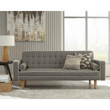 See Details - Luske Modern Grey Sofa Bed