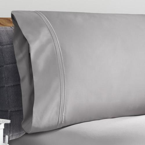 Refreshing Tencel Pillowcase Set - Dove Gray / Queen