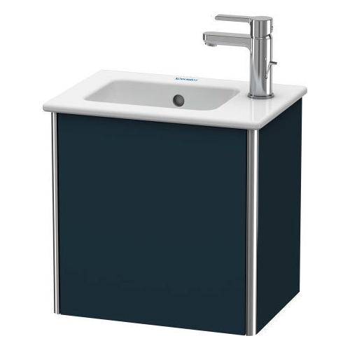 Duravit - Vanity Unit Wall-mounted, Night Blue Satin Matte (lacquer)