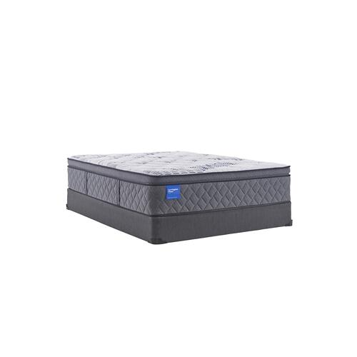 Carrington Chase - Excellence Cobalt - Plush - Pillow Top - Cal King