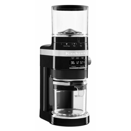 Gallery - Burr Coffee Grinder - Onyx Black